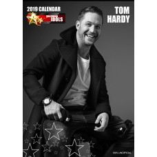 2019 A3 TOM HARDY CALENDAR HOLLYWOOD IDOL