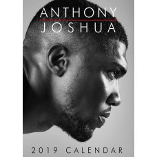 2019 A3 ANTHONY JOSHUA CALENDAR