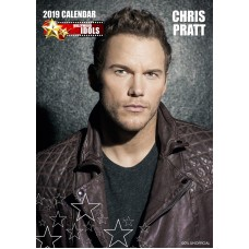 2019 A3 CHRIS PRATT CALENDER