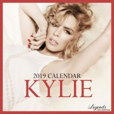 2019 KYLIE MINOGUE SQUARE CALENDER
