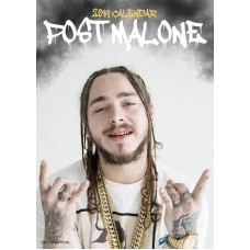 2019 A3 POST MALONE CALENDER BY 365