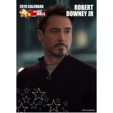 2019 A3 ROBERT DOWNEY JR WALL CALENDER