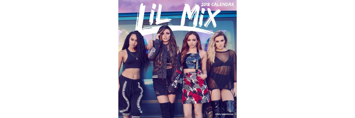 LITTLE MIX CALENDAR