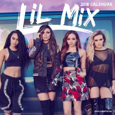 2018 LITTLE MIX CALENDAR