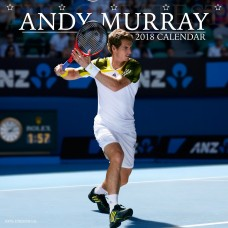 2018 ANDY MURRAY CALENDAR