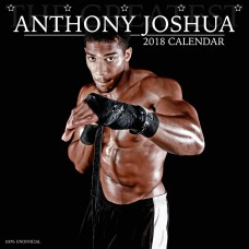2018 ANTHONY JOSHUA CALENDAR