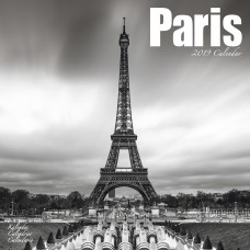 2019 PARIS CALENDAR, BY AVONSIDE