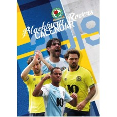 2019 BLACKBURN ROVERS CALENDAR
