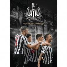 2019 NEWCASTLE UNITED OFFICIAL LICENSED CALENDAR