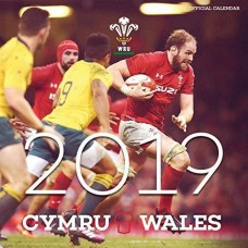 2019 WELSH RUGBY UNION CALENDAR
