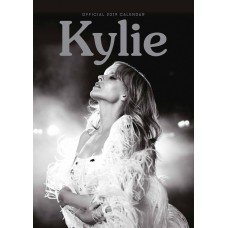 2019 A3 OFFICIAL KYLIE MINOGUE CALENDER