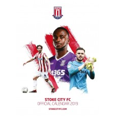 2019 A3 OFFICIAL STOKE CITY CALENDAR