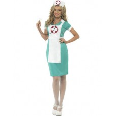 SCRUB NURSES COSTUME
