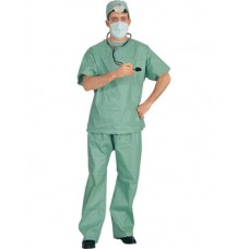 DOCTOR AND STETHOSCOPE COSTUME