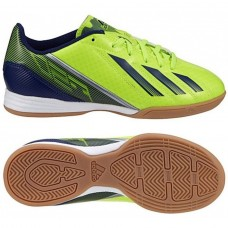 ADIDAS JUNIOR F10 INDOOR FOOTBALL BOOTS