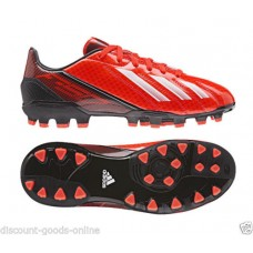 ADIDAS F10 TRX MOULDED JUNIOR FOOTBALL BOOTS