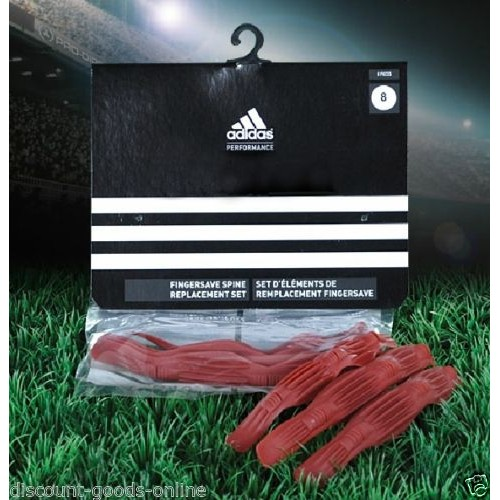 ADIDAS FINGER SAVE REPLACEMENT SPINES b0da99bbc141
