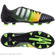 ADIDAS MENS NITROCHARGE 3.0 FG FOOTBALL BOOTS