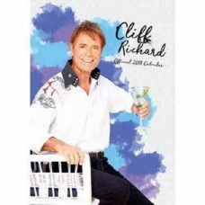 2018 A3 OFFICIAL LICENSED CLIFF RICHARD CALENDAR