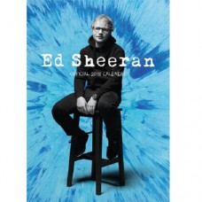 2018 A3 OFFICIAL ED SHEERAN CALENDAR