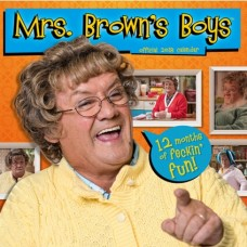 2018 OFFICIAL LICENSED MRS BROWNS BOYS CALENDAR