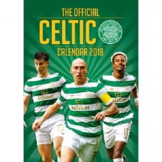 2018 A3 OFFICIAL LICENSED CELTIC FC CALENDAR