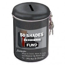 MONEY BOX - FIFTY SHADES EXPERIENCE FUND MR GREY