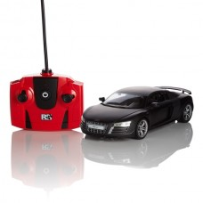 OFFICIAL RC RADIO REMOTE CONTROLLED CAR SCALE 1.24 - AUDI R8 GT