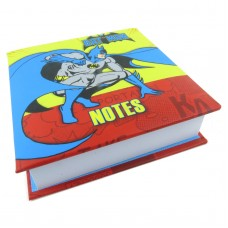 BATMAN LARGE MEMO BLOCK NOTE PAPER PAD