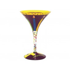 LOLITA FORTY SOMETHING MARTINI GLASS