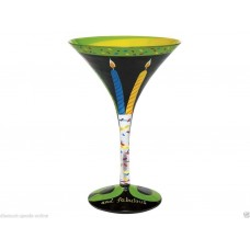 LOLITA FIFTY & FABULOUS MARTINI GLASS