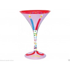 LOLITA SIXTY IS SEXY MARTINI GLASS