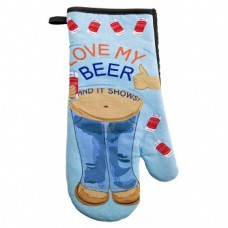 LOLITA OVEN MITT - BEER BELLY