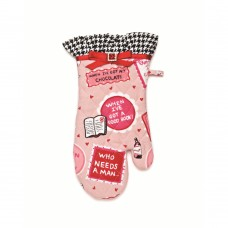 LOLITA OVEN MITT - WHO NEEDS A MAN