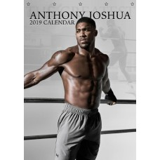 2019 A3 ANTHONY JOSHUA CALENDAR BY OC