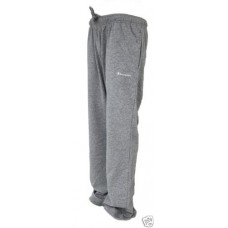 CHAMPION GREY FLEECE JOG PANTS