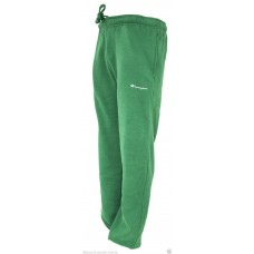 CHAMPION GREEN FLEECE JOG PANTS