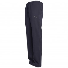 CHAMPION BLACK FLEECE JOG PANTS