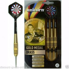 UNICORN GARY ANDERSON BRASS DARTS