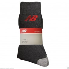 NEW BALANCE 3 PACK GREY SPORTS SOCKS