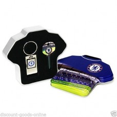 CHELSEA DOOR KEY & KEYRING SET