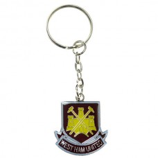 WEST HAM UNITED KEYRING