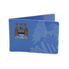MANCHESTER CITY TRAVEL CARD WALLET