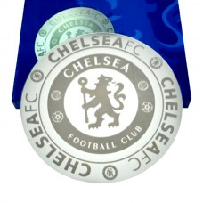 CHELSEA ROUND ETCHED MIRROR