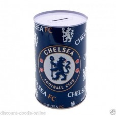 CHELSEA TIN MONEY BOX
