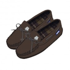 NEWCASTLE UNITED MOCCASIN SLIPPERS