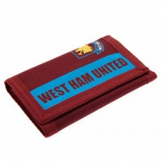 WEST HAM NYLON WALLET