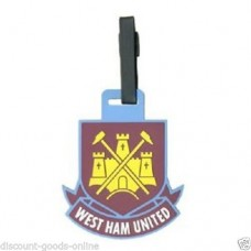 WEST HAM UNITED LUGGAGE TAG