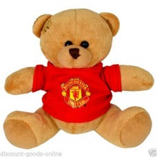 MANCHESTER UNITED BUDDY BEAR