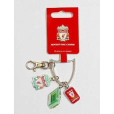 LIVERPOOL THIS IS ANFIELD CHARM KEYRING